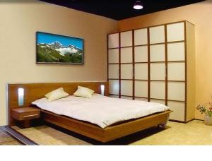 dormitor lemn